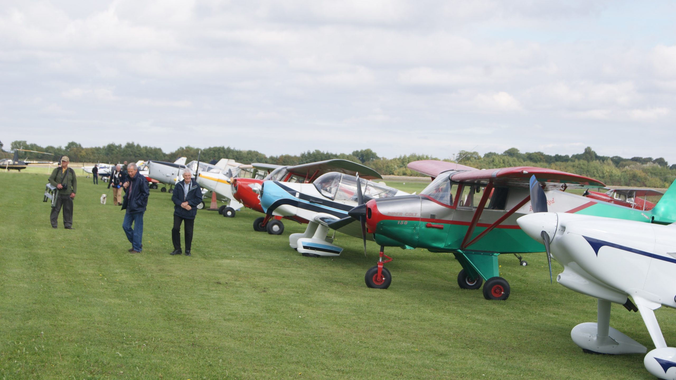 aeroplanes at turweston